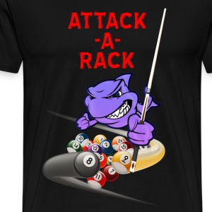 Attack-A-Rack - Men's Premium T-Shirt