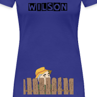 Design ~ Wilson (Womens Double Sided)