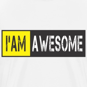 im_awesome T-Shirts - Men's Premium T-Shirt
