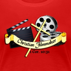 Women's Tee - Christian Filmmaker - Women's Premium T-Shirt