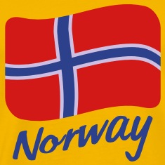 norway_flag_3c T-Shirts