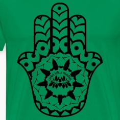 Wild Lotus Media Hamsa T-Shirts