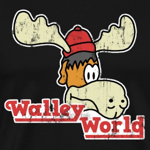 WALLEY WORLD T-Shirts - Men's Premium T-Shirt