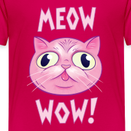 Design ~ Meow Wow! T-Shirt KIDS