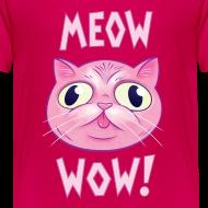 Design ~ Meow Wow! T-Shirt KIDS
