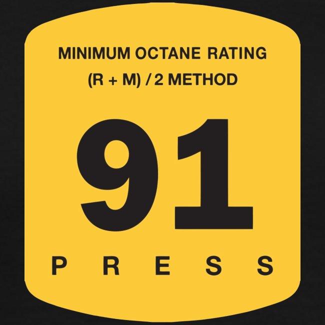 91 Octane