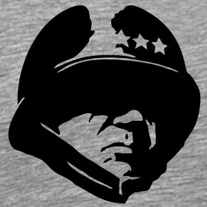General Patton 1 color T-Shirts - Men's Premium T-Shirt