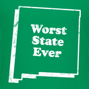 NEW MEXICO - WORST STATE EVER Kids' Shirts - Kids' Premium T-Shirt