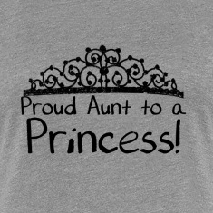 Proud Aunt to a Princess