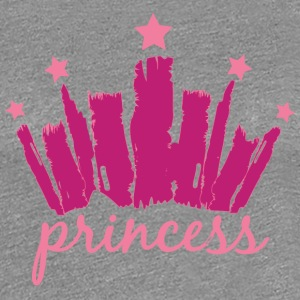 Princess Crown Women's T-Shirts - Women's Premium T-Shirt