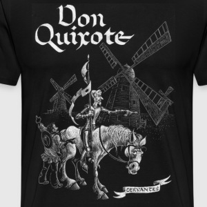 Don Quixote t-shirt - Men's Premium T-Shirt
