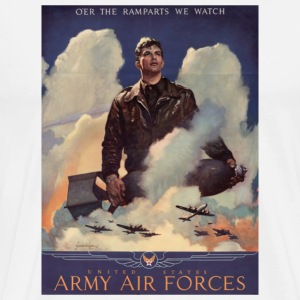 Army Air Force T-Shirt - Men's Premium T-Shirt