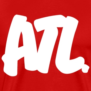 ATL Brushed B Heavyweight T-Shirt - Men's Premium T-Shirt