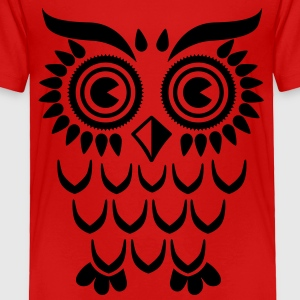 Cute Owl Baby & Toddler Shirts - Toddler Premium T-Shirt