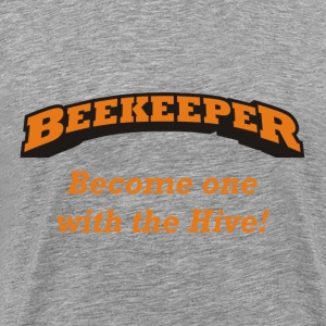 Beekeeper - Become one with the Hive! - Men's Premium T-Shirt