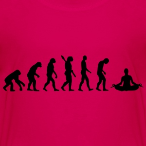 Evolution Yoga Kids' Shirts - Kids' Premium T-Shirt