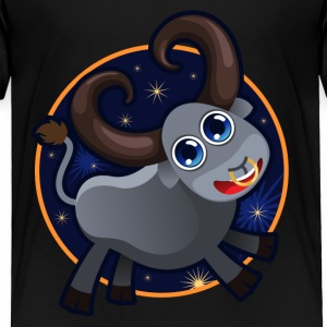 Taurus Horoscope - Toddler Premium T-Shirt