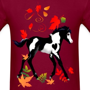 Autumn Paint - Men's T-Shirt
