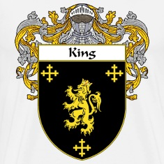 King Coat of Arms/Family Crest