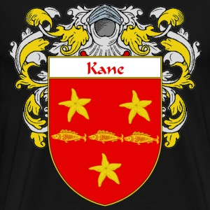 Kane Coat of Arms/Family Crest - Men's Premium T-Shirt