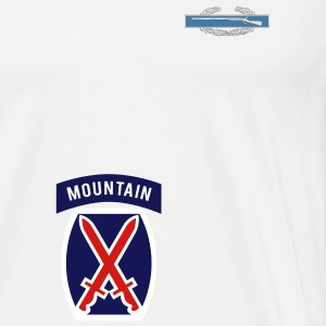 10th Mountain - Men's Premium T-Shirt
