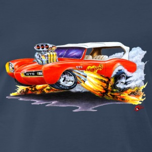 Monkees GTO T-Shirts - Men's Premium T-Shirt