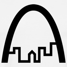 St Louis Logo Shirt