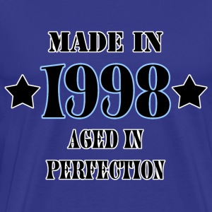 Made in 1998 T-Shirts - Men's Premium T-Shirt