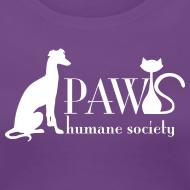 Design ~ PAWS Logo White