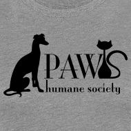 Design ~ PAWS Logo Black