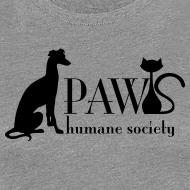 Design ~ PAWS Logo Black