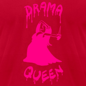 Drama Queen T-Shirts - Men's T-Shirt by American Apparel
