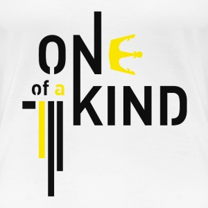 G-Dragon - One Of A Kind (Women) - Women's Premium T-Shirt