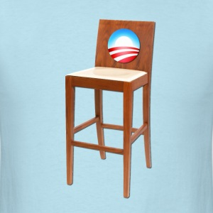 Obama Empty Chair T-Shirts - Men's T-Shirt