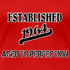 Established 1964 Women's T-Shirts - Women's Premium T-Shirt