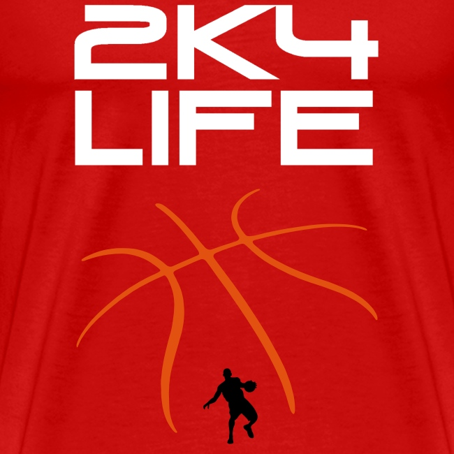 Men's Heavyweight T-Shirt 2K4LIFE