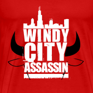 Design ~ Men's T-Shirt Windy City