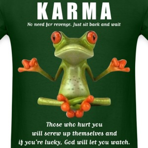 karma T-Shirts - Men's T-Shirt