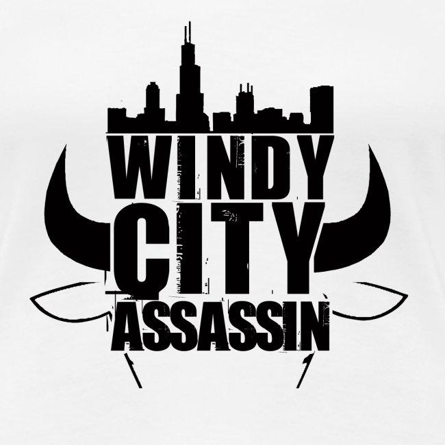 T-shirt Woman Windy City