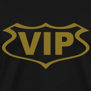 vip_shield_ T-Shirts - Men's Premium T-Shirt