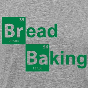 BREAD BAKING T-Shirts - Men's Premium T-Shirt