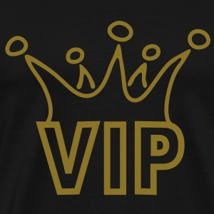 vip_crown T-Shirts - Men's Premium T-Shirt