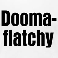 Design ~ Doomaflatchy (Women's - White)