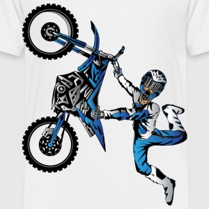 Yamaha Freestyle Motocross Baby & Toddler Shirts - Toddler Premium T-Shirt