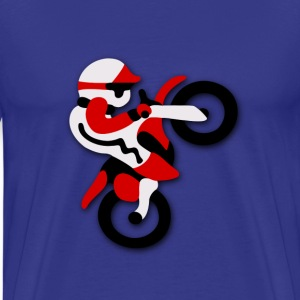 Excite Bike - Men's Premium T-Shirt