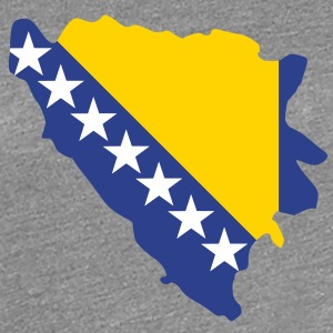Bosnia and Herzegovina Women's T-Shirts - Women's Premium T-Shirt