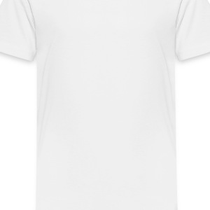Marshmallow man face - Toddler Premium T-Shirt