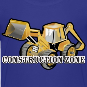Construction zone - Kids' Premium T-Shirt
