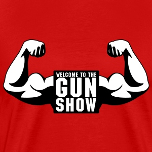The Gun Show T-Shirts - Men's Premium T-Shirt