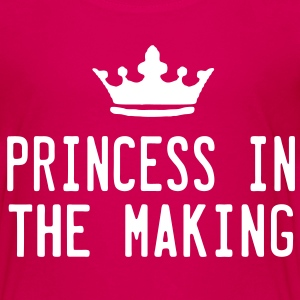 Princess In The Making Kids' Shirts - Kids' Premium T-Shirt